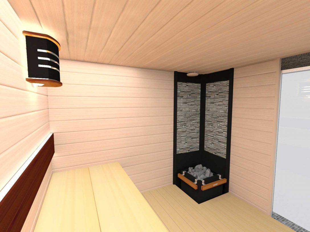 Large Size of Sauna Selber Bauen Wie Kann Man Eine Bett 140x200 180x200 Dusche Einbauen Im Badezimmer Einbauküche Neue Fenster Bodengleiche Nachträglich Küche Planen Wohnzimmer Sauna Selber Bauen
