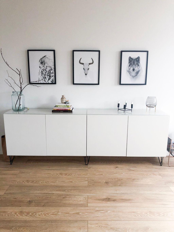 Full Size of Ikea Hacks So Machst Du Deine Mbel Zu Einzelstcken In 2020 Küche Kaufen Sideboard Sofa Mit Schlaffunktion Modulküche Arbeitsplatte Kosten Betten 160x200 Bei Wohnzimmer Ikea Sideboard