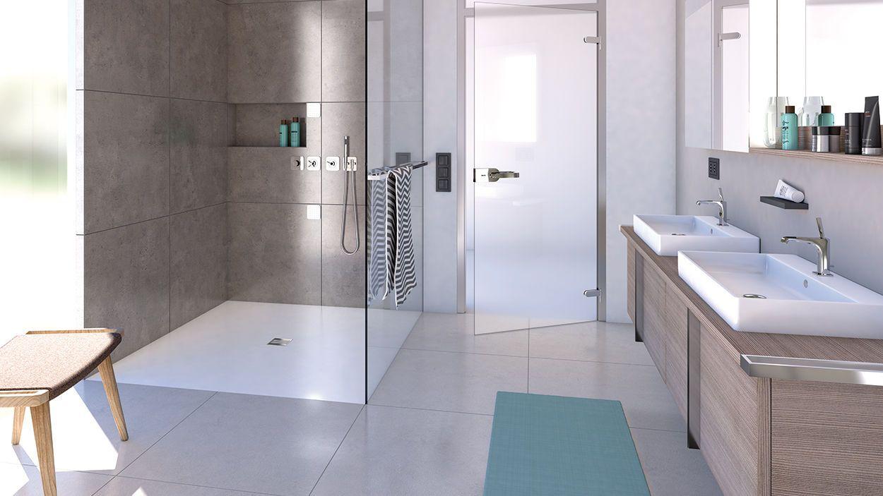 Full Size of Duschsysteme Bodengleiche Duschen Schulte Werksverkauf Dusche Einbauen Sprinz Breuer Nachträglich Moderne Fliesen Dusche Bodengleiche Duschen