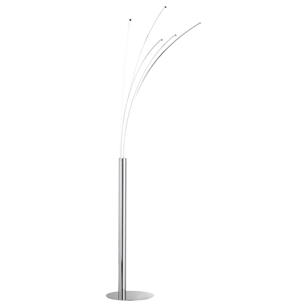 Full Size of Stehlampe Dimmbar Fnfflammige Stehleuchte Linee Inkl Led Wofi 319405 Wohnzimmer Stehlampen Schlafzimmer Wohnzimmer Stehlampe Dimmbar