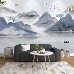 3d Tapeten Beibehang Papel Custom Tapete Wandbild Landschaft Schlafzimmer Für Die Küche Wohnzimmer Fototapeten Wohnzimmer 3d Tapeten