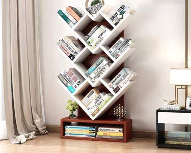 Bücherregal Baum Wohnzimmer Bett Nussbaum Regal Esstisch Mit Baumkante 180x200