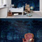 The Enchanted Forest In 2020 Kinderzimmer Tapete Fürstenhof Bad Griesbach Spiegelschrank Für Regal Kleidung Boden Badezimmer Moderne Bilder Fürs Wohnzimmer Kinderzimmer Tapeten Für Kinderzimmer