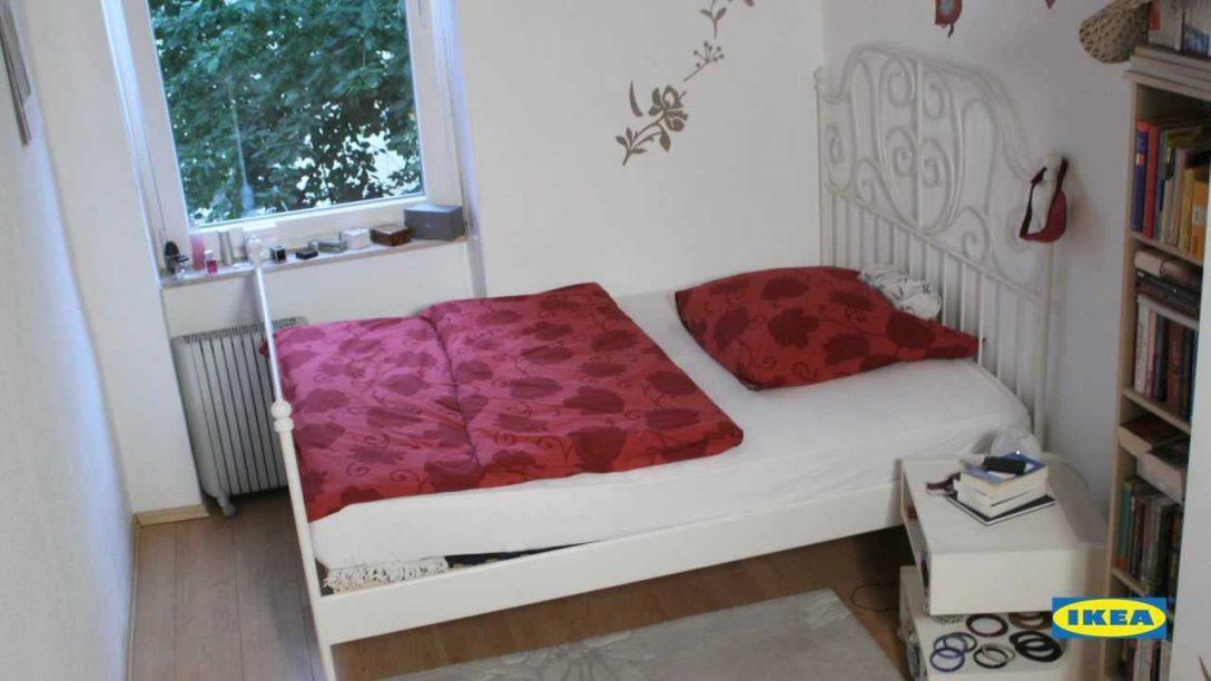 Large Size of Ikea Schlafzimmer Ideen Verwirklicht Mit Ausstrahlung Youtube Wandtattoo Kommoden Betten 160x200 Loddenkemper überbau Vorhänge Nolte Deckenlampe Wandlampe Wohnzimmer Ikea Schlafzimmer Ideen