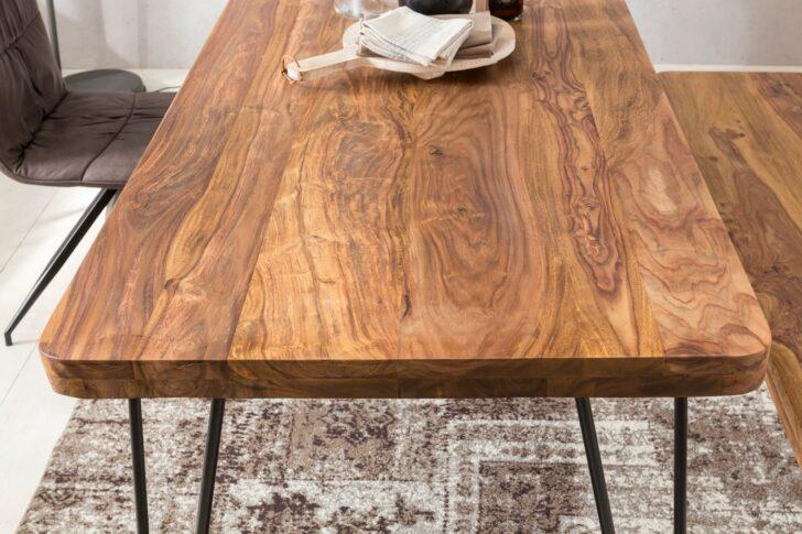 Medium Size of Finebuy Esstisch Massiv Esszimmertisch Holztisch Sheesham Holz Tisch Ausziehbarer Nussbaum Eiche Rund Glas Ausziehbar Stühle Pendelleuchte Bett Massivholz Esstische Esstisch Massivholz