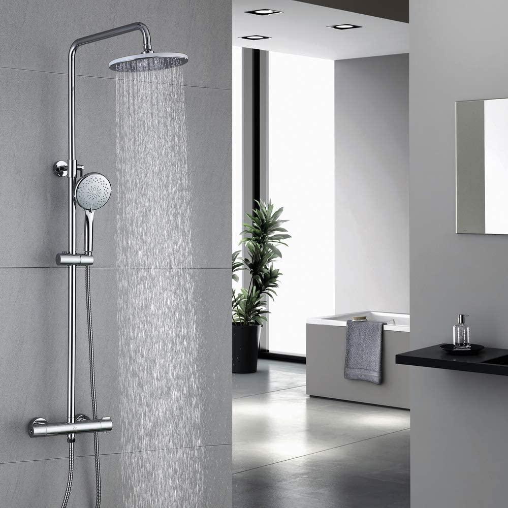 Full Size of Rainshower Dusche Badewanne Anal Abfluss Bodengleiche Nachträglich Einbauen Thermostat Nischentür Bidet Ebenerdige Kosten Antirutschmatte Unterputz Armatur Dusche Rainshower Dusche