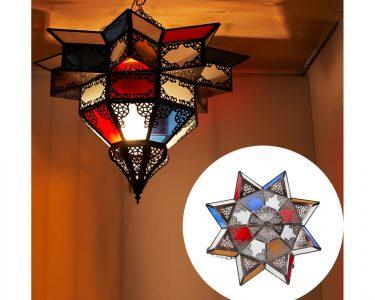 Holzlampe Decke Wohnzimmer Holzlampe Decke Arabische Lampe Mehrfarbige Kristalle Entwurf Wohnzimmer Deckenlampe Deckenleuchte Küche Deckenlampen Für Deckenleuchten Schlafzimmer Led Bad