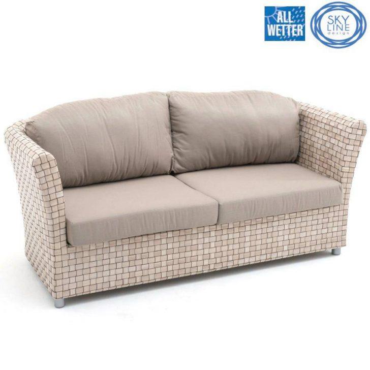 Medium Size of Outdoor Sofa Wetterfest Ikea Lounge Couch Skyline Design Gartensofa Loveseat Loungesofa Chesterfield Marken Kissen Hay Mags Big Sam Xxl Himolla Günstig Kaufen Wohnzimmer Outdoor Sofa Wetterfest