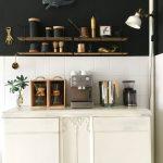 Wandregal Holz Kche Wohnzimmergestaltung Kleiner Raum Küche Landhaus Bad Küchen Regal Wohnzimmer Küchen Wandregal
