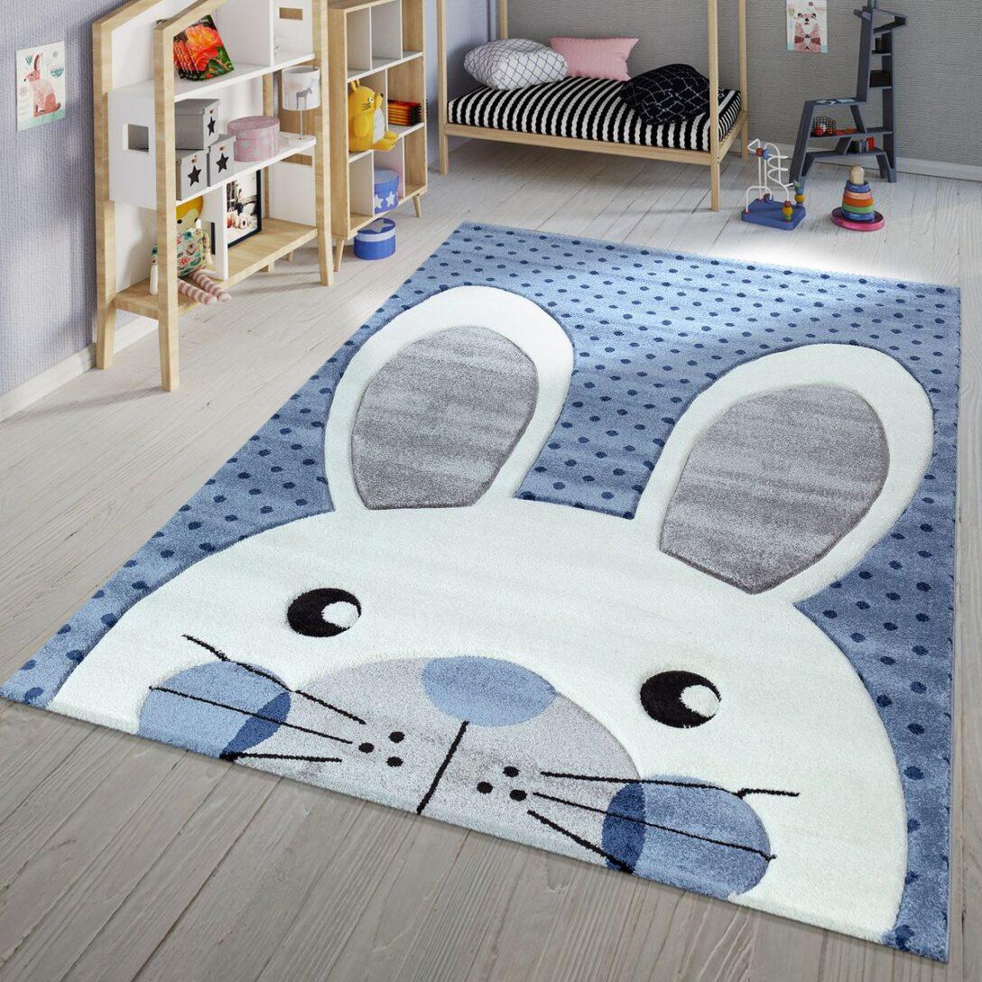 Large Size of Teppiche Kinderzimmer Teppich Modern Hase Blau Teppichmax Regal Wohnzimmer Sofa Regale Weiß Kinderzimmer Teppiche Kinderzimmer
