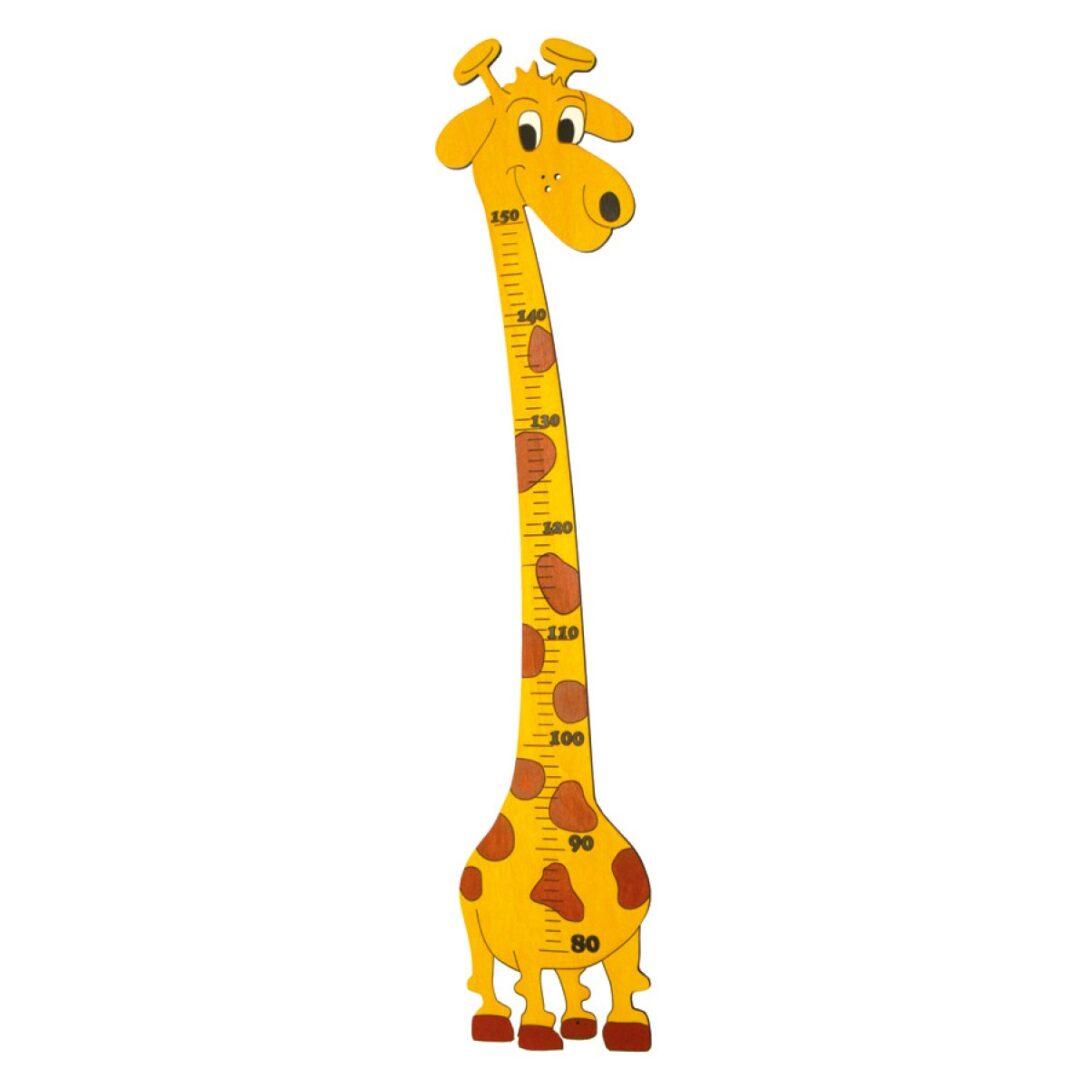 Large Size of Messlatte Kinderzimmer Giraffe Kindermesslatte Vom Holzspielzeug Profi Regal Weiß Sofa Regale Kinderzimmer Messlatte Kinderzimmer