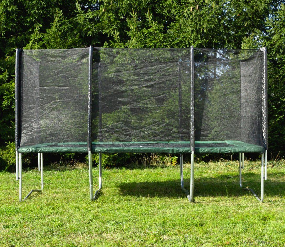 Large Size of Sonnenschutz Trampolin 305x457 Cm Rechteckig Lagerhaus Fenster Innen Sonnenschutzfolie Für Außen Garten Wohnzimmer Sonnenschutz Trampolin