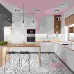 Küchenrückwand Ideen Skandinavische Kche Stilvoll Einrichten 50 Und Ispirationen Bad Renovieren Wohnzimmer Tapeten Wohnzimmer Küchenrückwand Ideen