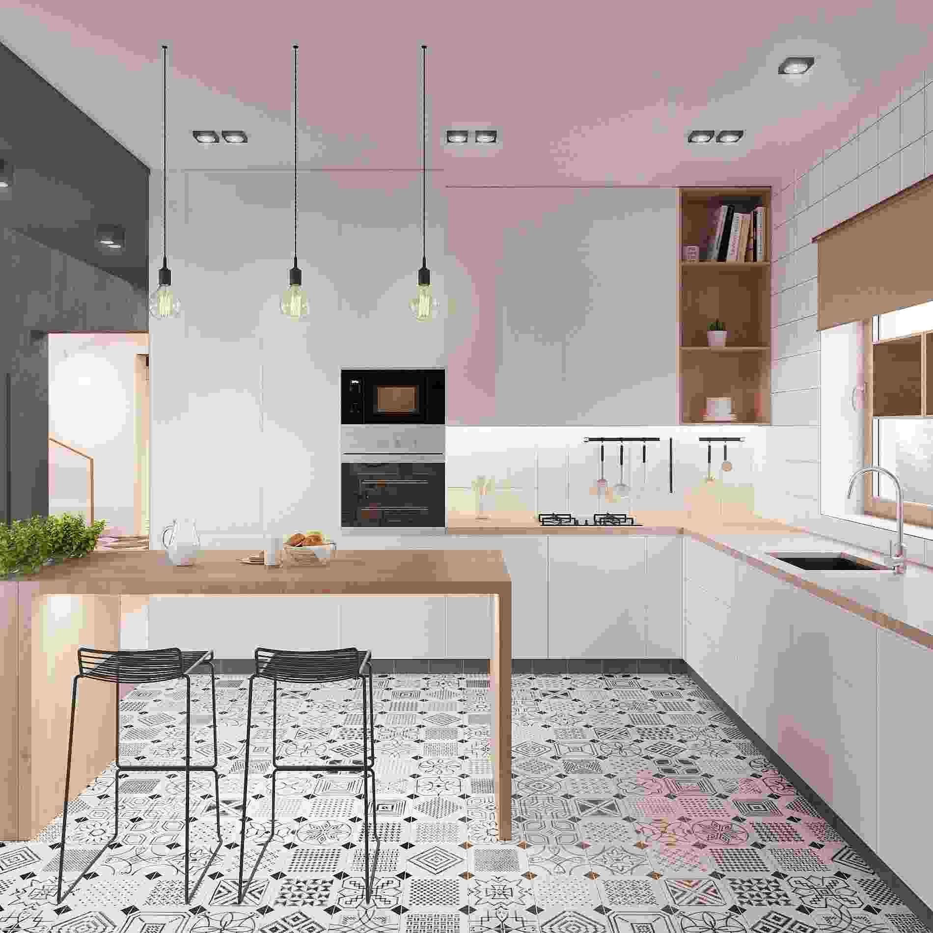 Full Size of Küchenrückwand Ideen Skandinavische Kche Stilvoll Einrichten 50 Und Ispirationen Bad Renovieren Wohnzimmer Tapeten Wohnzimmer Küchenrückwand Ideen