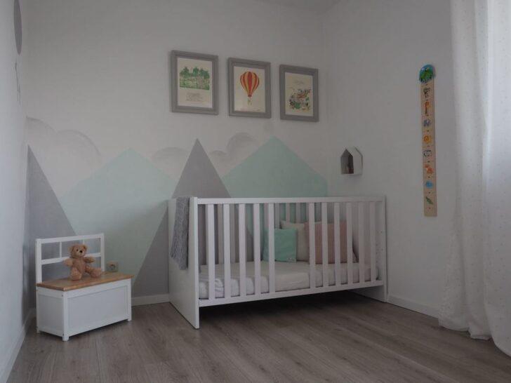 Medium Size of Wandschablonen Kinderzimmer Berge Farbenfreunde 2020 02 28 Regale Regal Weiß Sofa Kinderzimmer Wandschablonen Kinderzimmer
