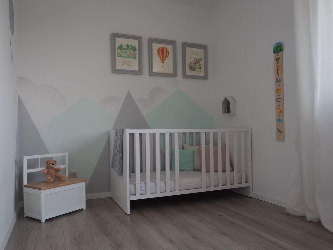 Full Size of Wandschablonen Kinderzimmer Berge Farbenfreunde 2020 02 28 Regale Regal Weiß Sofa Kinderzimmer Wandschablonen Kinderzimmer
