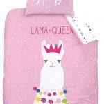 Bettwäsche Teenager Wohnzimmer Bettwäsche Teenager Lama Mdchen Bettwsche Queen Rosa Betten Für Sprüche