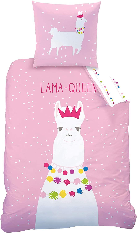 Full Size of Bettwäsche Teenager Lama Mdchen Bettwsche Queen Rosa Betten Für Sprüche Wohnzimmer Bettwäsche Teenager