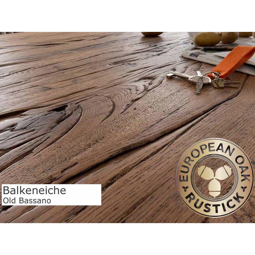 Full Size of Esstisch Rustikal Holz Berlin Eiche Massiv 200x100cm Rustikale Bodahl Mit Baumkante Küche Weiß Regale Weißer Sofa Holzfüßen Oval Musterring Set Günstig Esstische Esstisch Rustikal Holz
