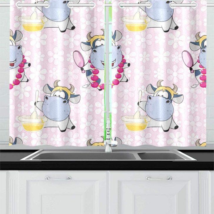 Medium Size of Küchenvorhänge Amazonde Reopniedliche Khe Wohnzimmer Küchenvorhänge