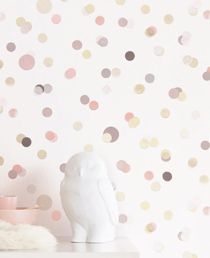 Medium Size of Tapeten Für Kinderzimmer Tapete Confetti Rosa Von Eijffinger Fr Das Moderne Fliesen Küche Schwimmingpool Den Garten Bilder Fürs Wohnzimmer Boden Badezimmer Kinderzimmer Tapeten Für Kinderzimmer