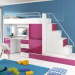 Hochbett Kinderzimmer Kinderzimmer Hochbett Kinderzimmer Regal Sofa Weiß Regale
