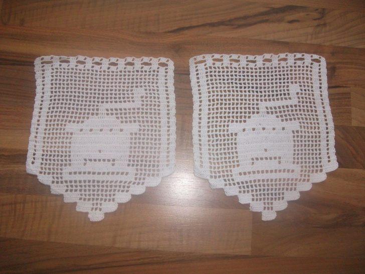 Medium Size of Gardine Häkeln Küche Wohnzimmer Gardinen Scheibengardinen Für Schlafzimmer Fenster Die Wohnzimmer Gardine Häkeln