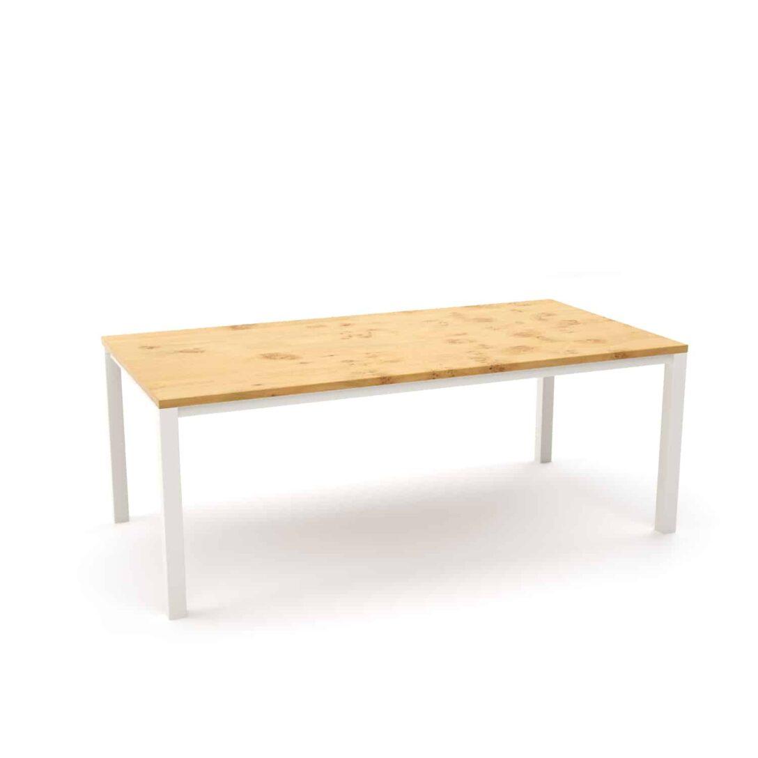Large Size of Tisch Ferrum 005 Holz Sofa Für Esstisch Modern Shabby Landhausstil Betonplatte Venjakob Und Stühle Esstische Kleine Mit Bank Ovaler 4 Stühlen Günstig Runde Esstische Esstisch Modern