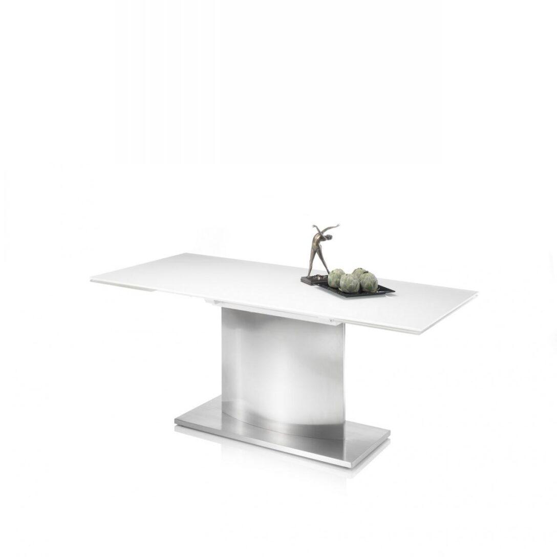 Large Size of Glas Esstisch Igor Super White Edelstahl Ausziehbar Tisch Sthle Kolonialstil Betonplatte Rustikal Landhaus Klein Quadratisch Mit Bank Kaufen Vintage Esstische Glas Esstisch