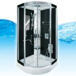 Dusche 90x90 Paket Acquavapore Dtp8046 5300 Duschtempel Komplett Bodengleich Bidet Einbauen Abfluss Bodenebene Fliesen Badewanne Mit Begehbare Bluetooth Dusche Dusche 90x90