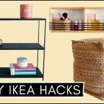 Küchenregal Ikea 3 Diy Hacks Pouf Betten 160x200 Küche Kaufen Sofa Mit Schlaffunktion Kosten Bei Modulküche Miniküche Wohnzimmer Küchenregal Ikea