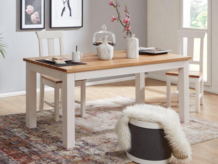 Medium Size of Esstisch Weiß Esszimmer Tisch Bari 180 90 Cm Pinie Nordica Wei Schlafzimmer Komplett Pendelleuchte Holzplatte Bett Schwarz Weißes Set Günstig Hochglanz Esstische Esstisch Weiß