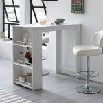 Küchenbartisch Bartisch Wei 120 Online Kaufen Wohnzimmer Küchenbartisch