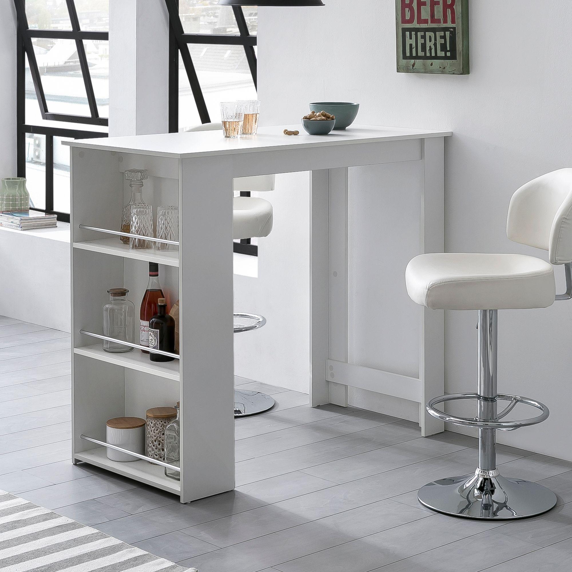 Full Size of Küchenbartisch Bartisch Wei 120 Online Kaufen Wohnzimmer Küchenbartisch