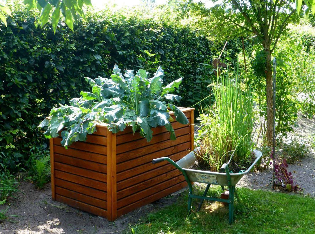 Large Size of Hochbeet Hornbach Aus Holz Test Empfehlungen 04 20 Gartenspring Garten Wohnzimmer Hochbeet Hornbach