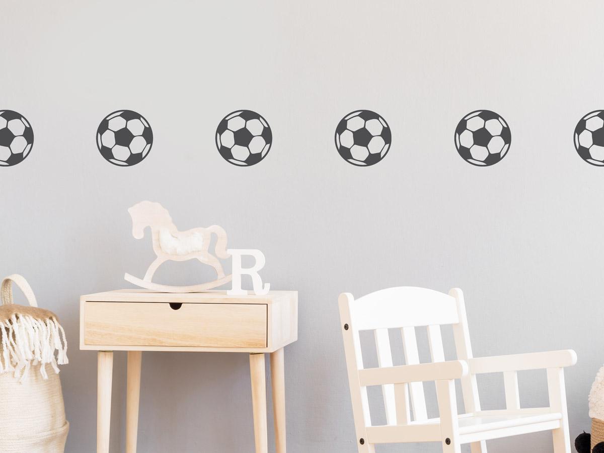 Full Size of Wandtattoo Bordre Fuball Wandtattoosde Sofa Kinderzimmer Regal Weiß Regale Kinderzimmer Bordüren Kinderzimmer