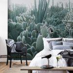 Cacti In 2020 Schlafzimmer Tapete Led Deckenleuchte Schränke Deckenlampe Komplette Landhausstil Weiß Nolte Komplett Guenstig Wiemann Vorhänge Truhe Lampen Wohnzimmer Schlafzimmer Tapeten Ideen