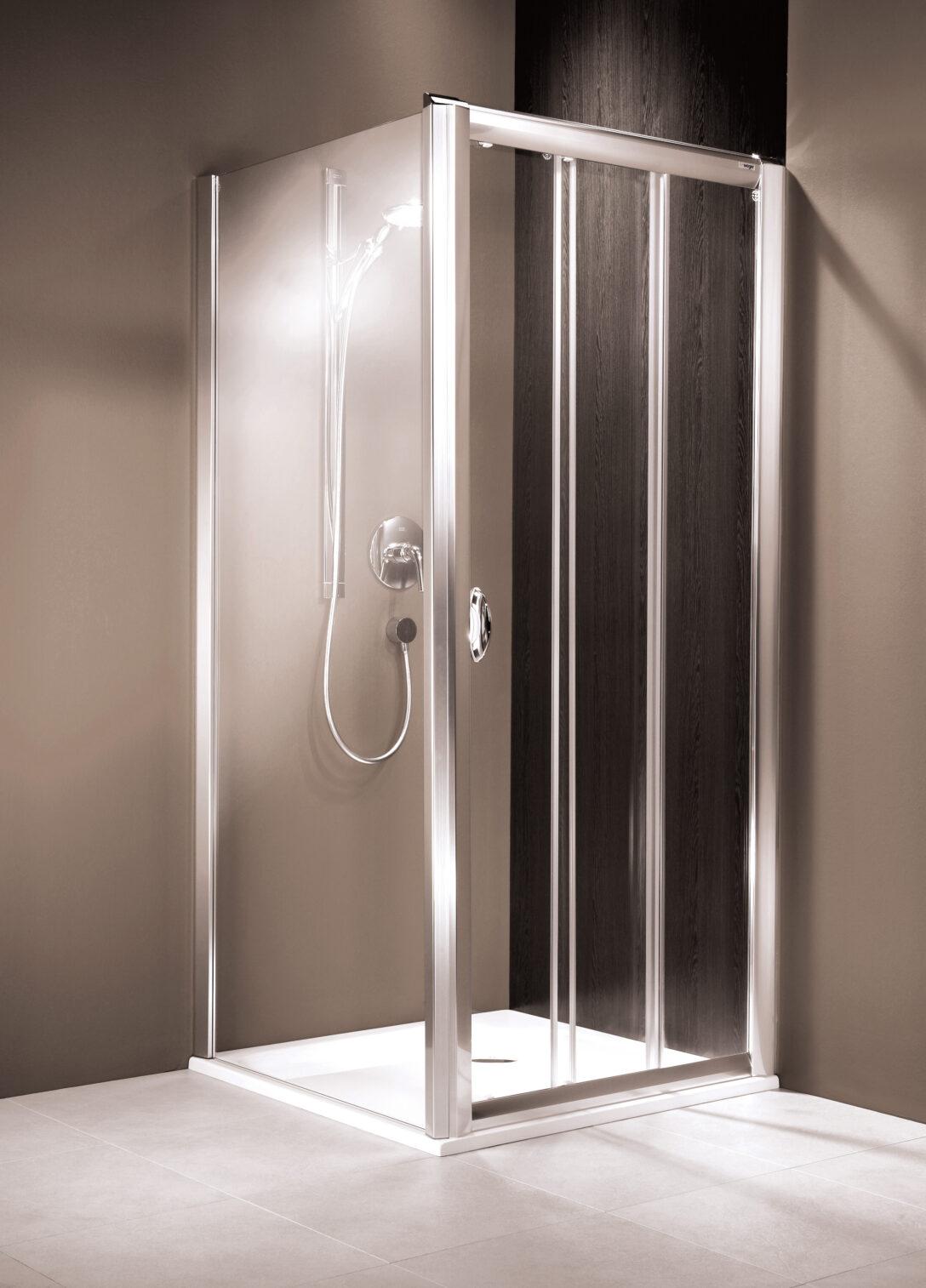 Large Size of Schiebetür Dusche Lifeline Mit Jeder Menge Komfort Artweger Nischentür Siphon Bodengleiche Nachträglich Einbauen Bluetooth Lautsprecher Ebenerdig 80x80 Dusche Schiebetür Dusche