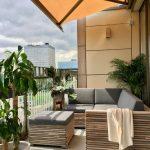Loungemöbel Balkon Loungen Auf Dem Elegant Aber Trozdem Lssig Mit Der Rough Garten Günstig Holz Wohnzimmer Loungemöbel Balkon
