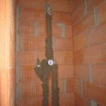 Dusche Unterputz Armatur Unterputzarmatur Hausbaublog Hillerse Glaswand Bodengleiche Einbauen Ebenerdig Nachträglich Begehbare Fliesen Behindertengerechte Dusche Dusche Unterputz Armatur