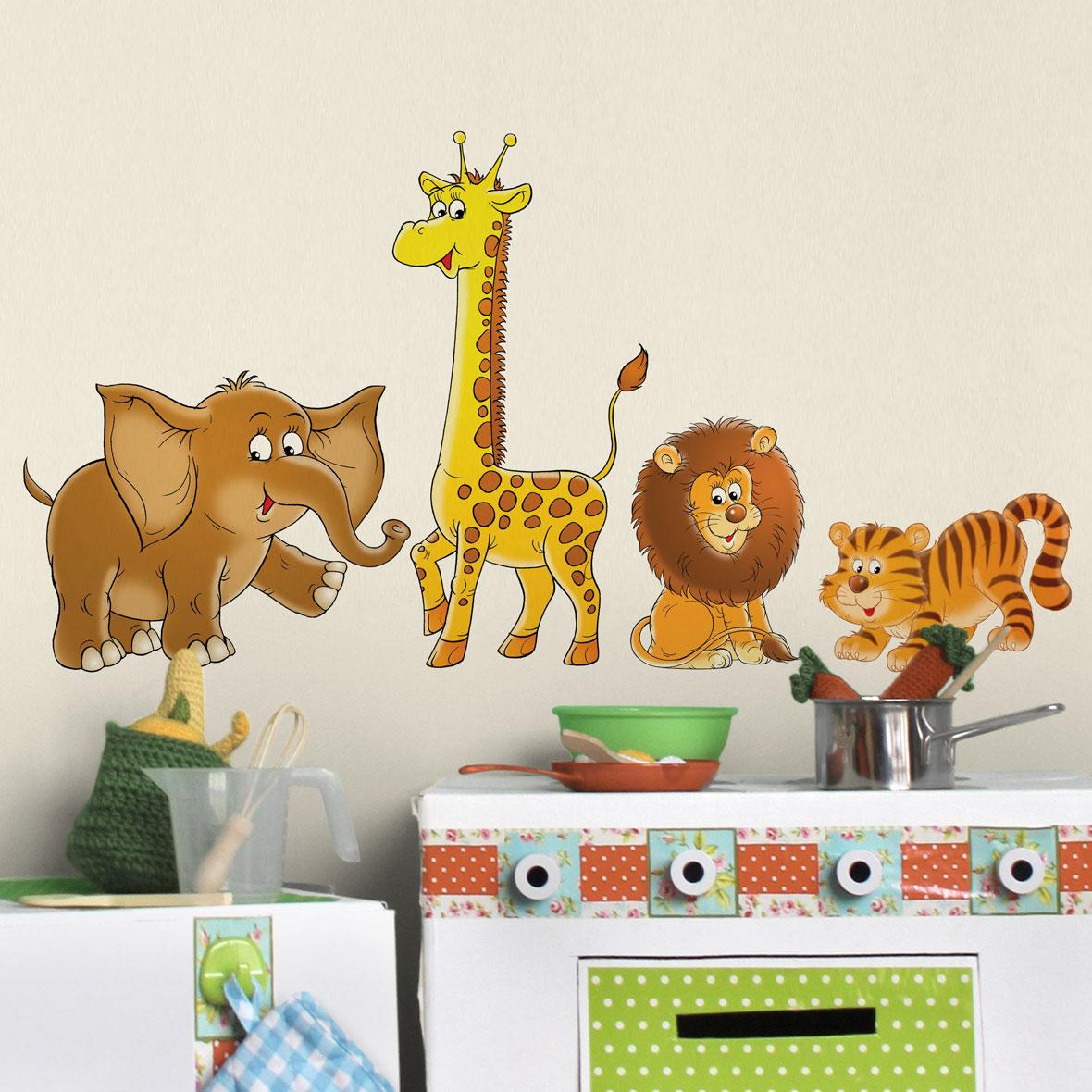 Full Size of Wandtattoo Kinderzimmer Tiere Wandtattoos Bad Regale Sprüche Sofa Küche Schlafzimmer Regal Wohnzimmer Weiß Kinderzimmer Wandtattoo Kinderzimmer Tiere