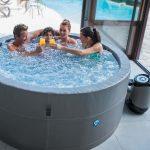 Whirlpool Aufblasbar Aufblasbarer Test Top 5 Modelle Im Vergleich Garten Wohnzimmer Whirlpool Aufblasbar