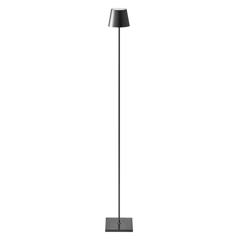 Full Size of Stehlampe Dimmbar Led Akku Qutarg 120cm Ip54 Schwarz 81271 Wohnzimmer Stehlampen Schlafzimmer Wohnzimmer Stehlampe Dimmbar