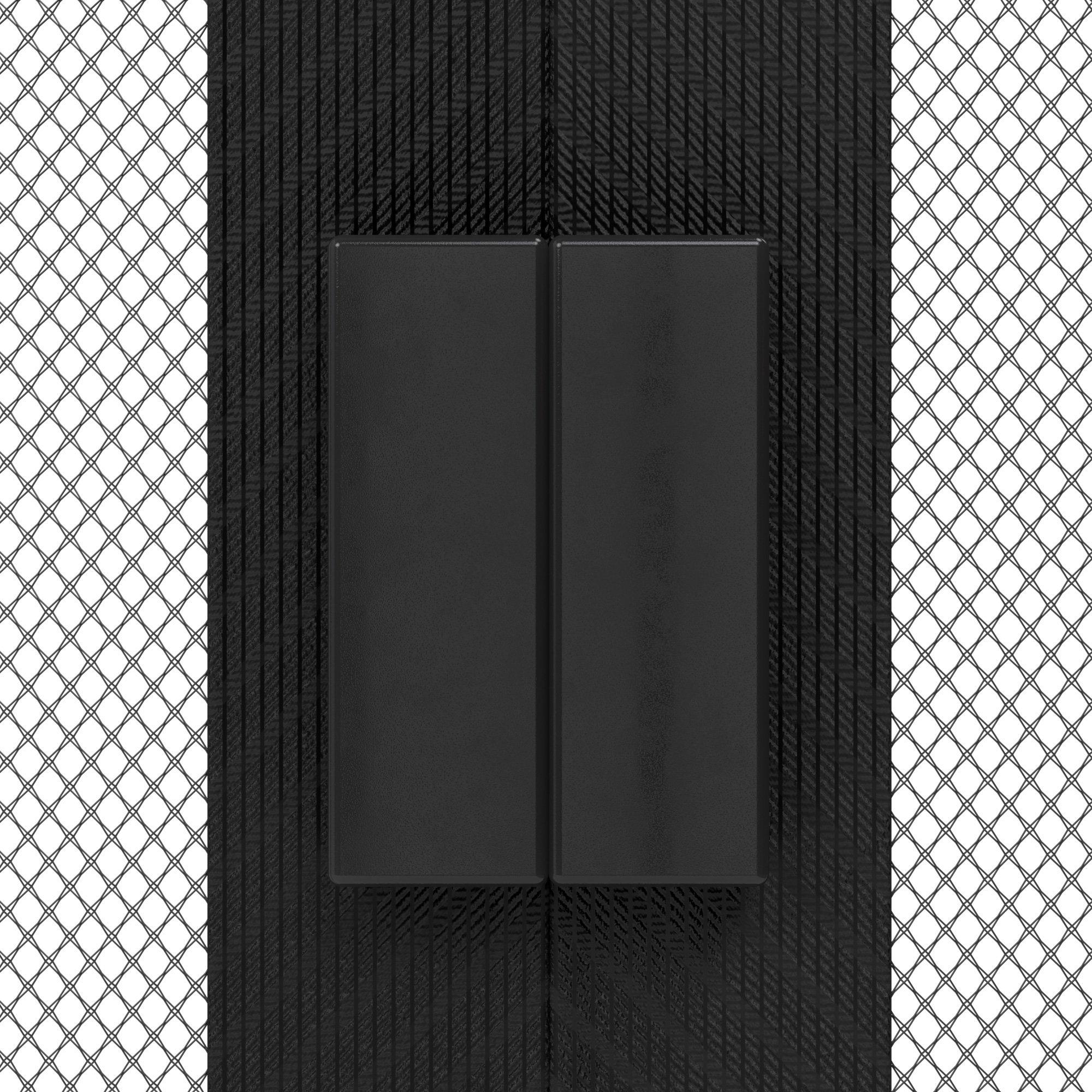 Full Size of Fliegengitter Magnetvorhnge Fr Tren Für Fenster Maßanfertigung Magnettafel Küche Wohnzimmer Fliegengitter Magnet