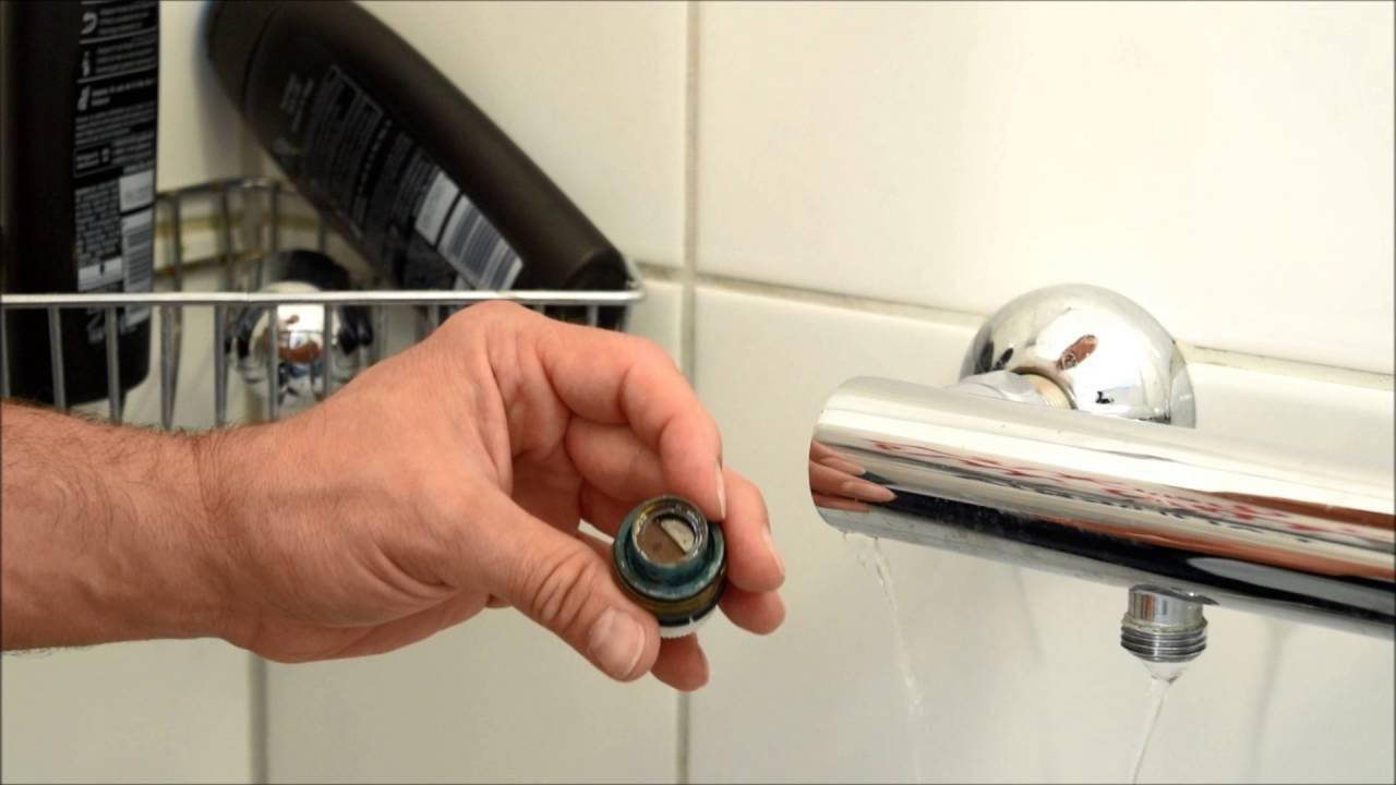 Full Size of An Einer Tropfenden Mischbatterie In Der Dusche Bluetooth Lautsprecher Grohe Thermostat 90x90 Barrierefreie Unterputz Armatur Bidet Ebenerdige Kosten Dusche Grohe Thermostat Dusche