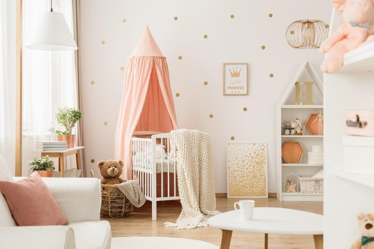 Full Size of Kleines Kinderzimmer Einrichten Mit Diesen 7 Tipps Gelingts Stehlampen Wohnzimmer Stehlampe Schlafzimmer Regal Weiß Sofa Regale Kinderzimmer Stehlampe Kinderzimmer