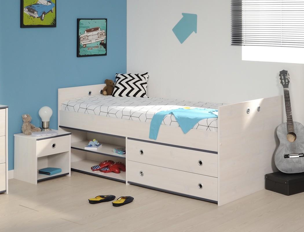 Full Size of Nachttisch Kinderzimmer Kinderbett Snoopy 24a Mit Kiefer Wei Bett Regal Weiß Sofa Regale Kinderzimmer Nachttisch Kinderzimmer