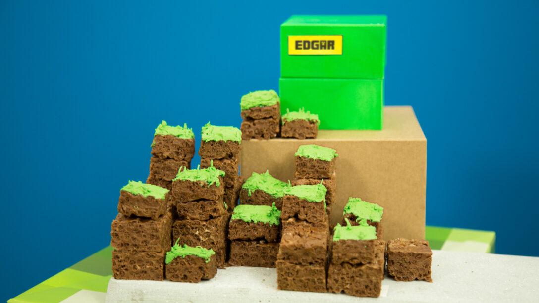 Large Size of Minecraft Rezept Blocks Aus Schoko Reis Küche Sonoma Eiche Treteimer Mini Wanduhr Keramik Waschbecken Aufbewahrungsbehälter Grifflose Was Kostet Eine Holz Wohnzimmer Minecraft Küche