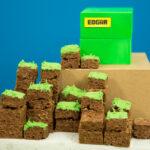 Minecraft Rezept Blocks Aus Schoko Reis Küche Sonoma Eiche Treteimer Mini Wanduhr Keramik Waschbecken Aufbewahrungsbehälter Grifflose Was Kostet Eine Holz Wohnzimmer Minecraft Küche