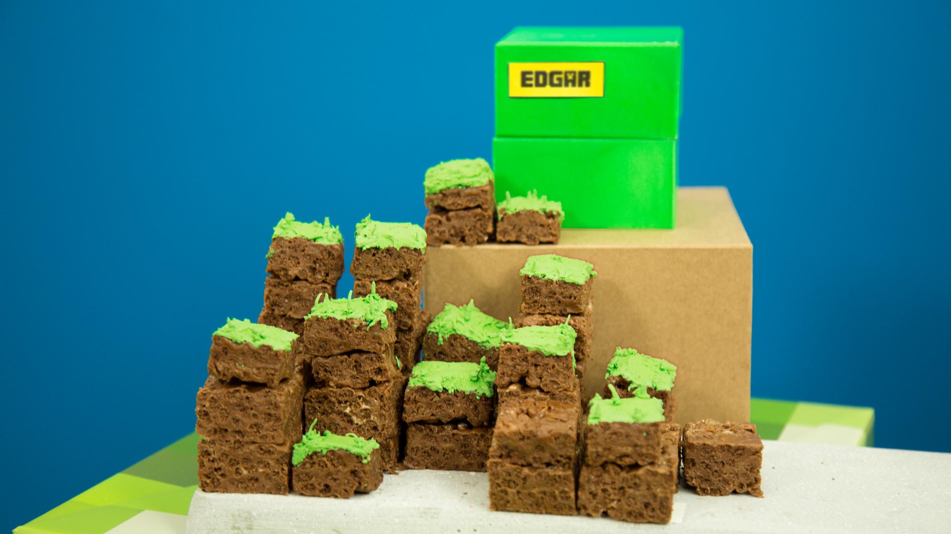Full Size of Minecraft Rezept Blocks Aus Schoko Reis Küche Sonoma Eiche Treteimer Mini Wanduhr Keramik Waschbecken Aufbewahrungsbehälter Grifflose Was Kostet Eine Holz Wohnzimmer Minecraft Küche